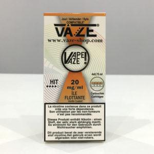 VAZE Ile flottante - Cartouche cigarette électroniques à Bordeaux