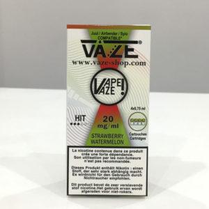 VAZE strawberry watermelon - Cartouche cigarette électroniques à Bordeaux