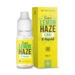 CBD Liquide - Lemon Haze à Bordeaux