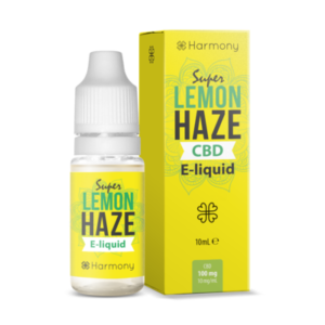 CBD Liquide - Lemon Haze à Bordeaux