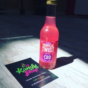 Boissons et Bonbons CBD - TROPICAL TWIST CBD