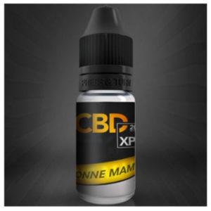 CBD XP - Vape Bordeaux - Gout Bonne Mamie