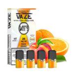 VAZE Peach Orange - Cartouche cigarette électroniques à Bordeaux