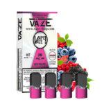 VAZE Red Fruits - Cartouche cigarette électroniques à Bordeaux